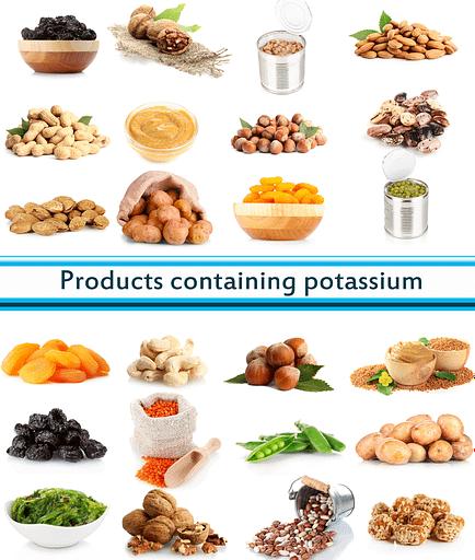 potassium for keto cramps